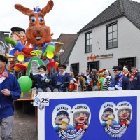 Inschrijving grote optocht geopend