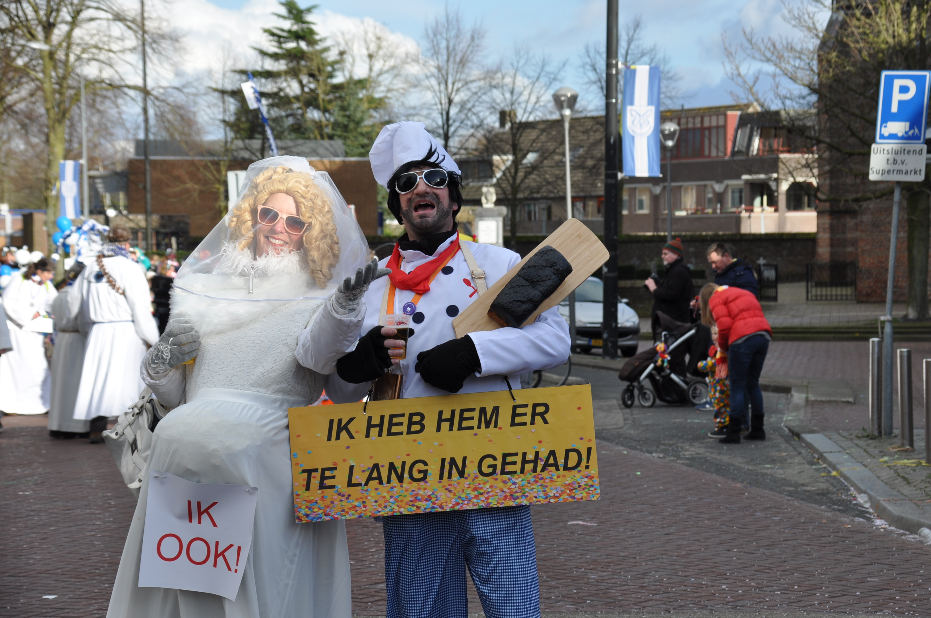 PR Grote Optocht
